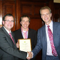 Morris House and St Benedict's School Win Awards