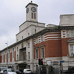 Acton Town Hall Site