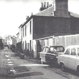Bakers Lane - 1962