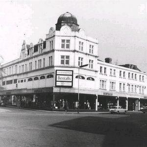 Bentalls, Ealing Broadway - 1963