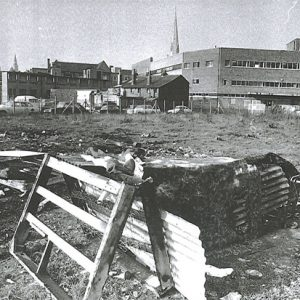 Broadway Grove area – 1975