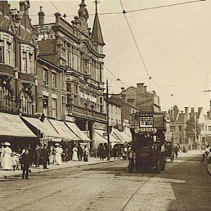 Ealing Broadway – 1907