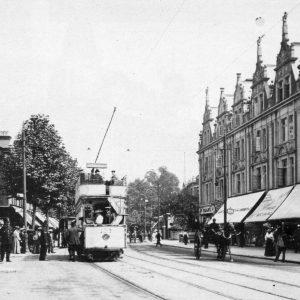 Ealing Broadway - 1905