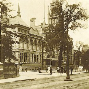 Ealing Town Hall – 1910