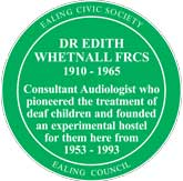 Edith Whetnall