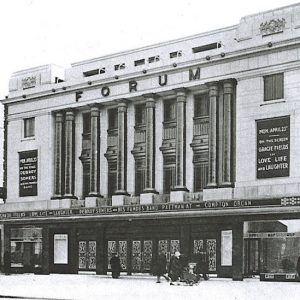 The Forum Cinema, Uxbridge Road – 1934
