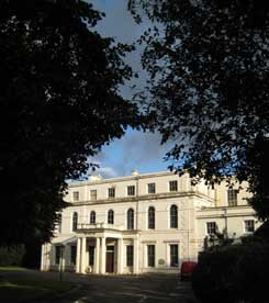 Two Grants for Gunnersbury