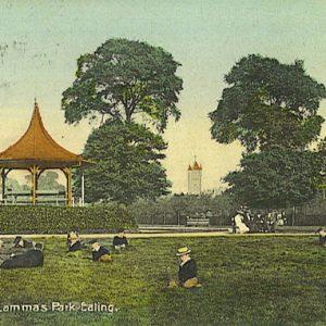 Lammas Park – 1906