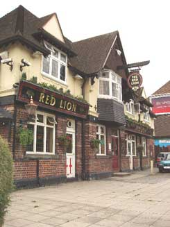 Red Lion Site Developments: Letter to the Ealing Gazette