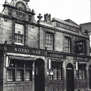 Royal Oak, Ealing Broadway - 1971