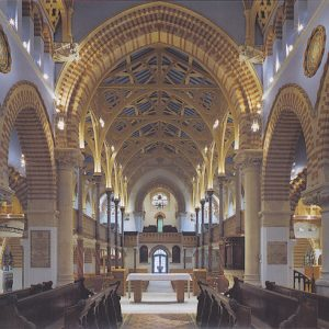 St Marys Church Interior – 2003