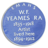 W F Yeames