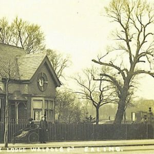 Walpole Park South Lodge – 1907
