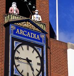 Arcadia Redevelopment