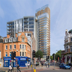 Central Ealing Developments