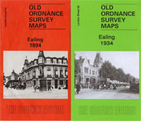 New (old) Maps of Ealing
