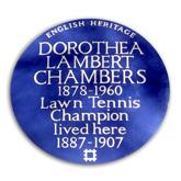 Dorothea Chambers