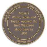 plaque-waitrose