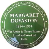 Margaret Dovaston