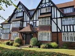 mock Tudor houses